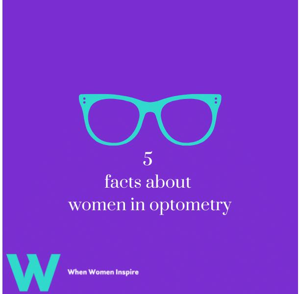 Women in optometry facts