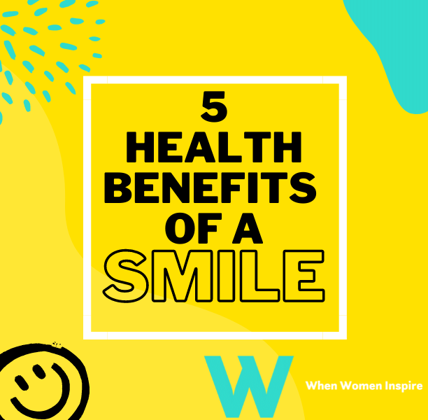 Benefits of a healthy smile