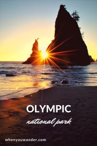 The Olympic Peninsula in Washington State is over a million square miles of mountains, coast, and rain forest! Find out all about the incredible diverse landscape of Olympic National Park.