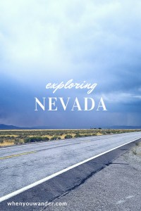 From the bright lights of Reno to the seclusion of desert hot springs Nevada holds many amazing surprises that you don't want to miss. Check-out this post to find them.