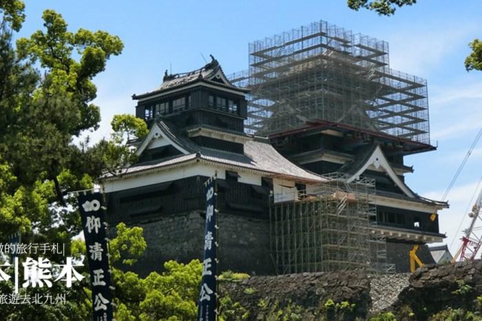 家族旅遊去北九州Day2-2 熊本城.加藤神社