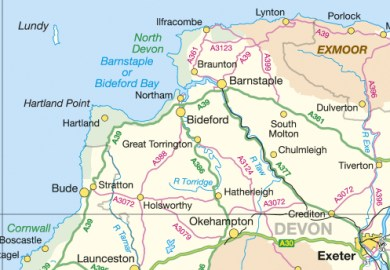 4 And 5 Star Holiday Accommodation In Devon