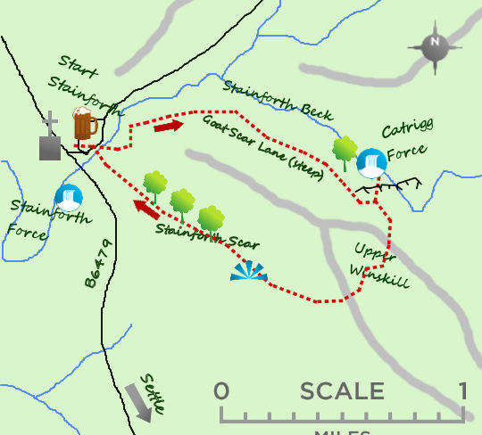 Catrigg Force map