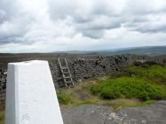 Embsay Crag Top