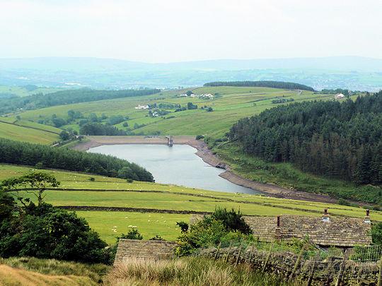 Upper Ogden Reservoir