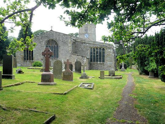 St Andrews, Grinton