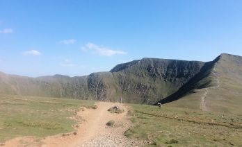 South to Helvellyn