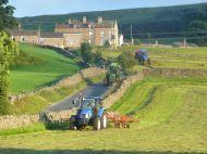 Burtersett tractors