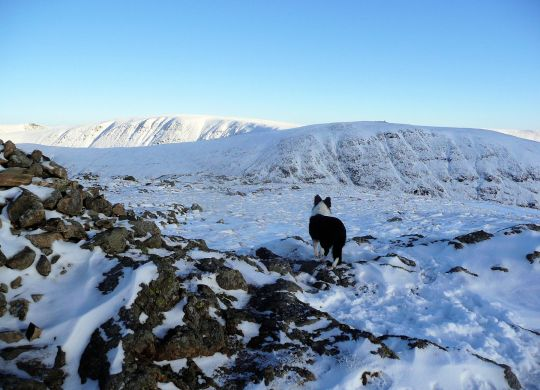 Eyeing up Thornthwaite