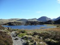 Wainwright's favourite Innominate Tarn