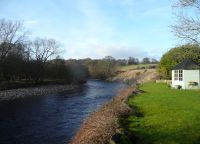 River Swale at Easby