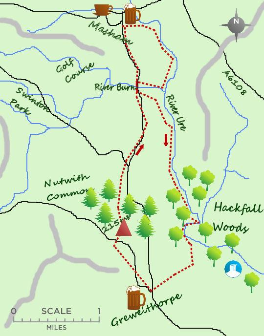 Masham map