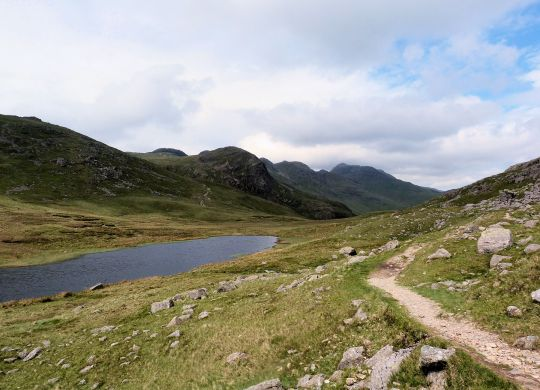 Red Tarn & the Crinkles