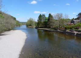 River Eamont from Pooley Bridge