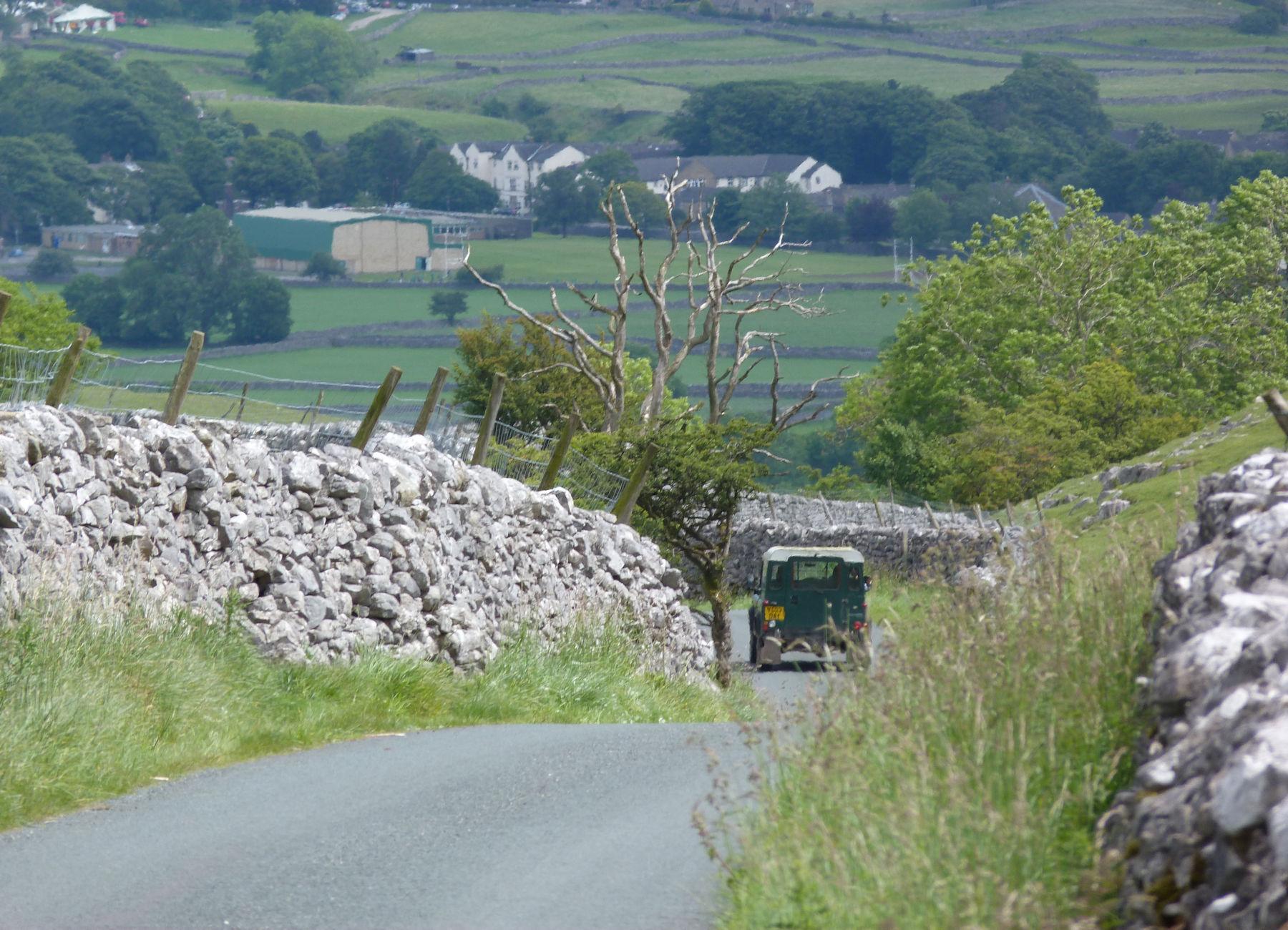 Malham Moor Lane