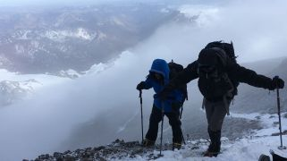 Approaching the Traverse