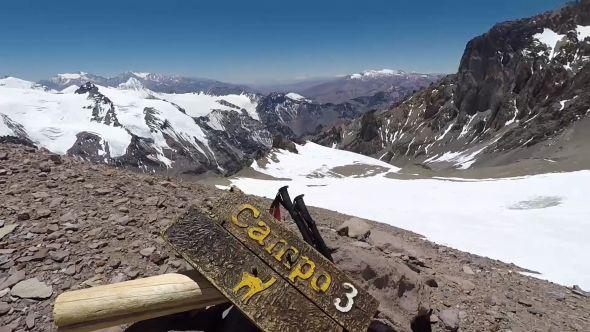 Camp 3 (5,850m)