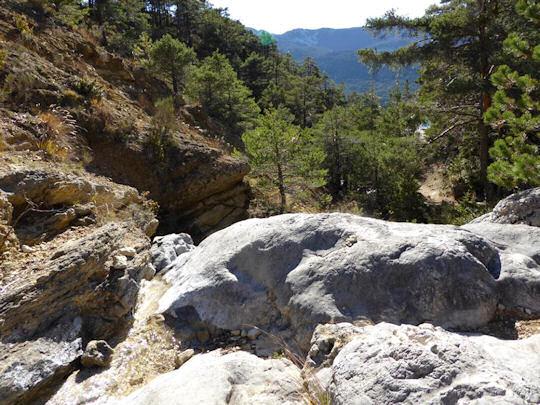Views at the Col