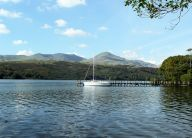 South East Coniston Lake
