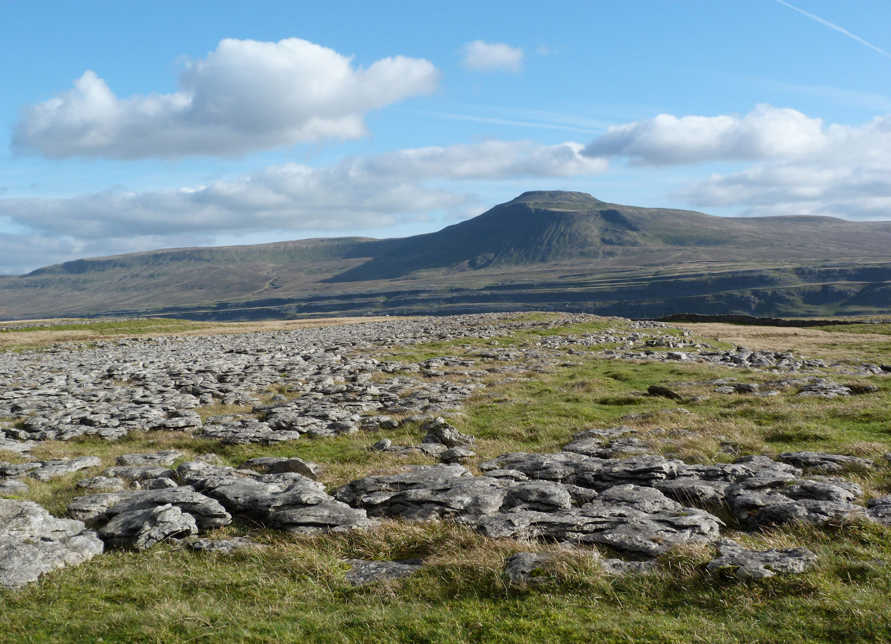 Ingleborough