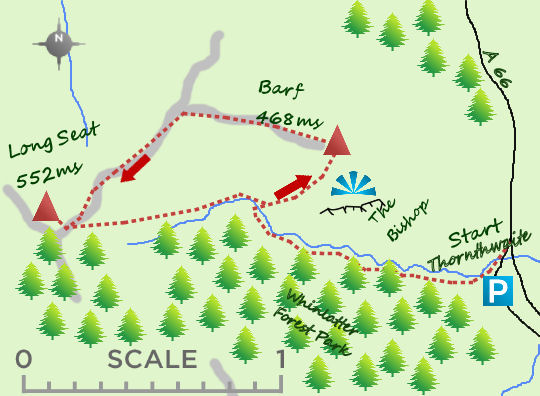 Barf map