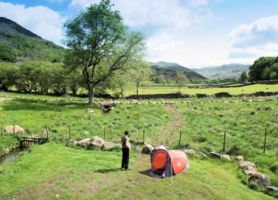 Eskdale Camping