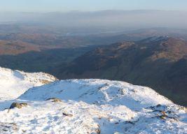 Langdale from Loft Crag