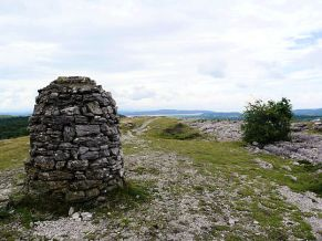 Summit of Whitbarrow