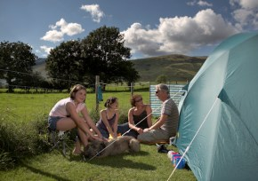 Troutbeck Camping