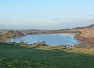 Leighton Reservoir, Masham