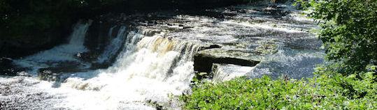 Upper Falls Aysgarth