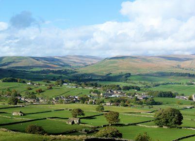 Views north