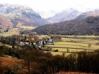 Rosthwaite in Borrowdale