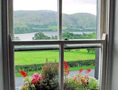 Ullswater in view