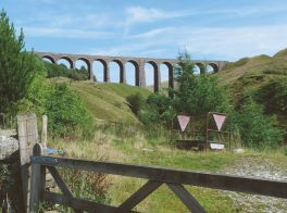 Arten Gill and Viaduct