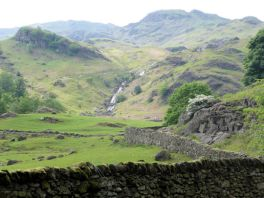 Easedale valley