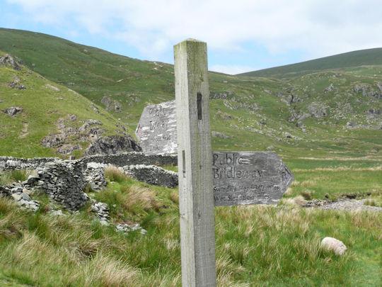 Near Tarn Crag