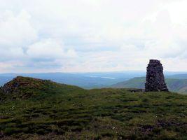 Tarn Crag summit