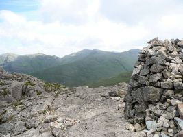 Pike O Blisco summit