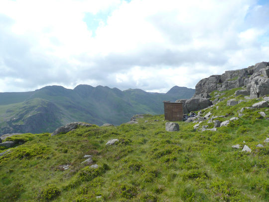 Above Red Tarn