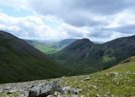 Mosedale from Pillar