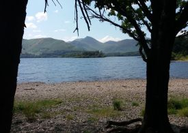 Shores of Derwentwater