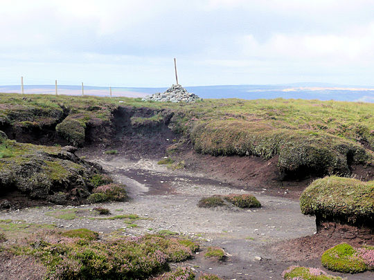 Fair Snape Fell summit