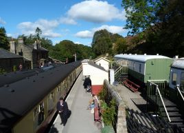 Goathland station
