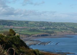 Ravenscar point