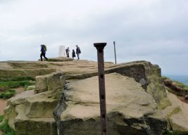 Roseberry Topping summit