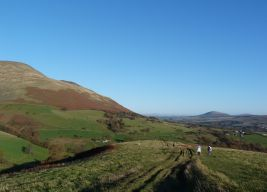 East from Latrigg