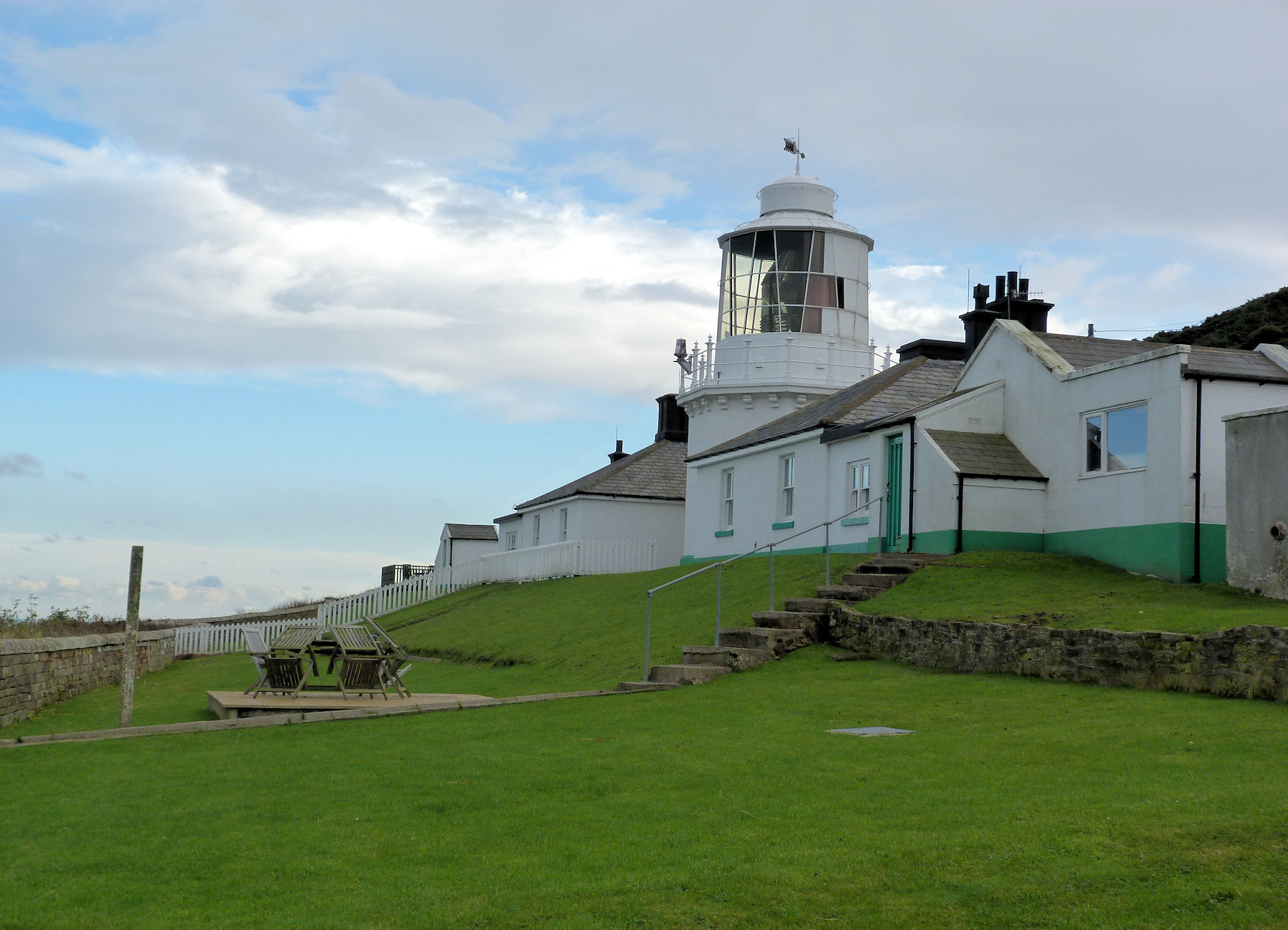 Lighthouse at Whitby