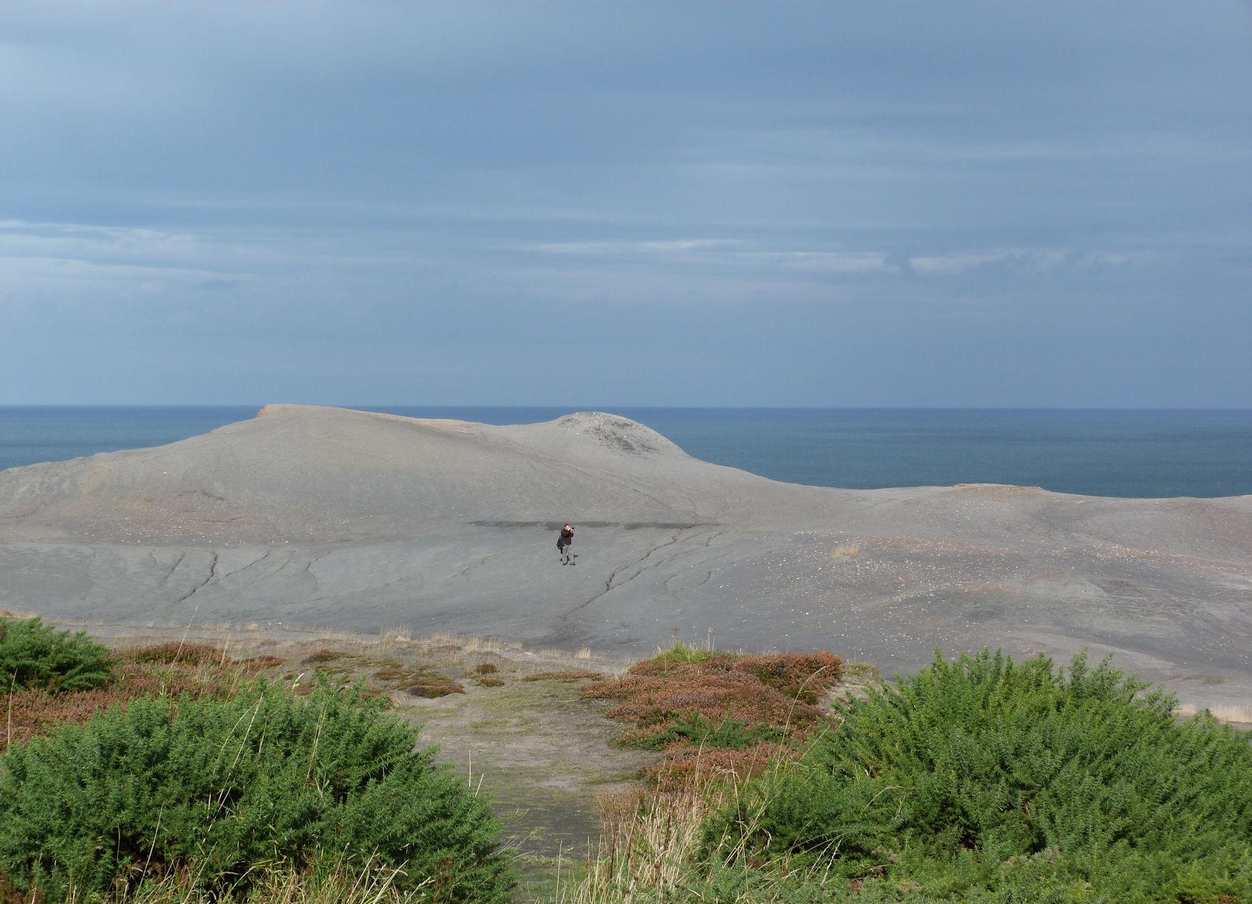 Moonscape near Sandsend