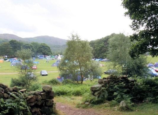 Fisherground camping